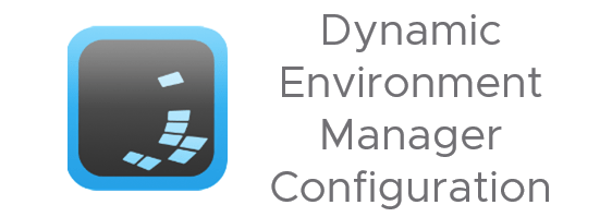 Dynamic Environment Manager Logo