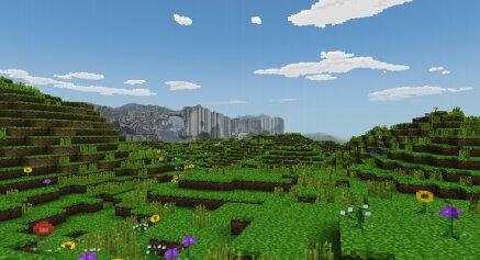 Libreto-craft : clone de Minecraft