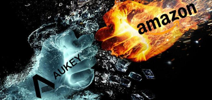 Amazon vs Aukey