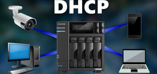 Installer un serveur DHCP sur NAS Asustor