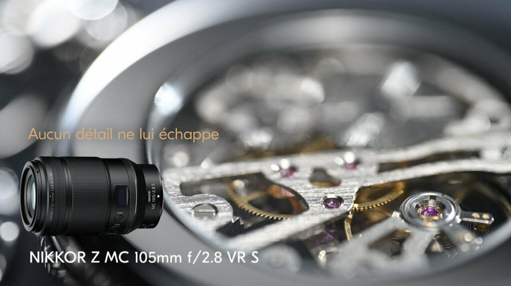 Nikkor Z MC 105mm f/2.8 VR S
