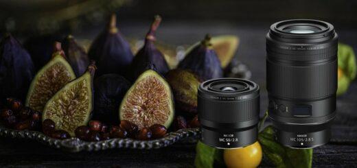 Nikon lance deux objectifs macro à monture Z pour ses hybrides plein format