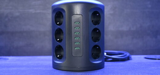 Le PowerHub XL dispose également de 6 ports USB